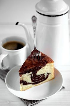 Life is Great: Marble Butter Cake