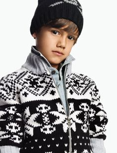 Nordic sweater... joefresh.com
