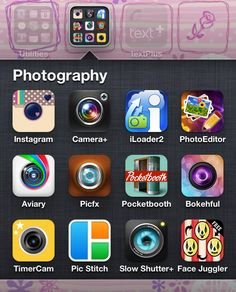 Must-have photography iPhone apps