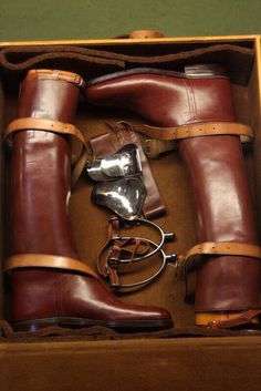 Louis Vuitton Vintage Riding Boots (via Pin by Mo Carlson on The Equestrian Me Too Shoes, Tap Shoes, Dance Shoes, Equestrian Chic, Equestrian Fashion, Le Polo, Clutch, Vintage Louis Vuitton, Louis Vuitton Handbags