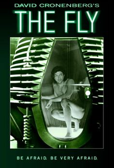Fly, The (1986) Raised in the confines of a laboratory at the enigmatic Bartok Industries, young Martin Brundle discovers that he's inherited insect genes from his father, Seth Brundle, the scientist who first morphed into The Fly years before. Worse, Martin realises that powerful CEO Anton Bartok has nefarious plans for him, and now, Martin must use his fly powers to stop the madman's schemes. Chris Walas directs. Jeff Goldblum, Geena Davis, John Getz