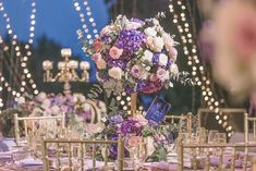 Sun and Moon Among The Stars ~ WedLuxe Magazine Destination Wedding Inspiration, Wedding Ideas, Tall Wedding Centerpieces, Crown, Stars, Magazine, Sun, Corona, Sterne