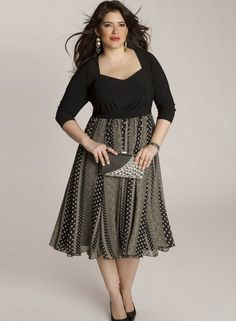 Plus Size | Plus Size Dresses | Sarah Dress