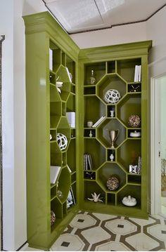 Love the shape and the color....Bridget Beari Designs