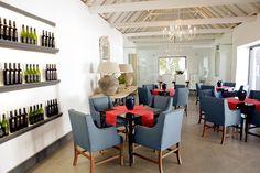 Doolhof Wine Estate Tasting Room