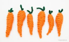 Play food - carrots