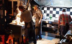 aifach in #Arosa is a show kitchen for the masses