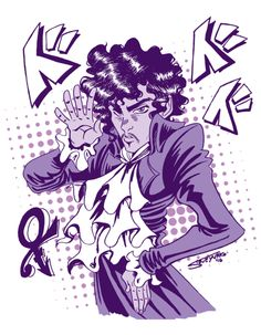 "Prince's Bizarre Adventure AKA This thing called ""Life.""R.I.P."