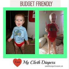 Love My Cloth Diapers - Budget Friendly - The Inquisitive Mom @Cotton Babies #lovemyclothdiapers