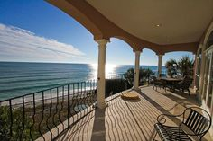 Panoramic Gulf Views from Every Floor! Florida Rentals, Beach Vacation Rentals, Vacation Spots, Santa Rosa Beach Rentals, Blue Mountain, Rental Property, Swimming Pools, Condo, Patio