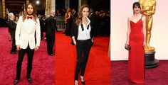 NEWS&TRENDS 1.4.2016.... Saint Laurent Stars: Why Amal, Angelina, and More Fell for Hedi Slimane's Designs