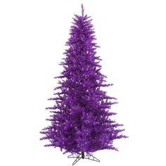 7.5′ Medium Purple Fir Artificial Christmas Tree – Unlit  http://www.fivedollarmarket.com/7-5-medium-purple-fir-artificial-christmas-tree-unlit/