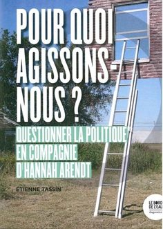 BU Droit Economie Gestion - RDC - 320 TAS Summoning, Arendt, Ladder, Political Science, Human Rights, Exercise, Livres, Water, Stairway