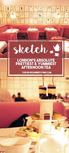 Afternoon Tea at sketch