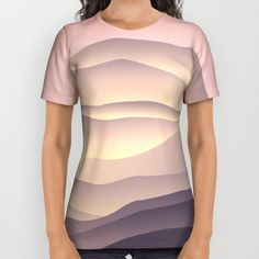 5 am on the top All Over Print Shirt by Okopipi Design | Society6