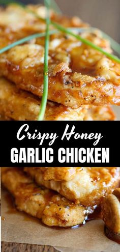 occasions amazing chicken really garlic crispy world spice honey sauce with most this want use Crispy Honey Garlic Chicken The most amazing amazing crispy chicken in the world with garlic and hoYou can find Chicken recipes and more on our website Baked Chicken Breast, Baked Chicken Recipes, Meat Recipes, Cooking Recipes, Baked Honey Garlic Chicken, Baked Chicken With Sauce, Garlic And Honey, Chicken Breast Recipe For Two, Chicken Beast Recipes