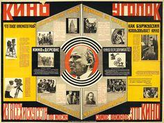 Affiches constructivistes russes (1920–1940)