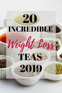 20 Best Weight Loss Teas of 2019 Use these Teas to lose weight and detox. Proven to help reduce belly bloat and weight, weight loss teas that fat burn. Best Weight Loss Plan, Weight Loss Tea, Easy Weight Loss, Lose Weight, Lose Fat, Natural Health Remedies, Natural Cures, Herbal Remedies, Speed Up Metabolism