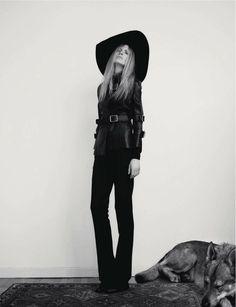 the mistress of all evil: alyona osmanova by alessandro dal buoni for l'officiel italia february 2013 | visual optimism; fashion editorials, shows, campaigns & more!
