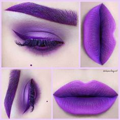 Jeffree Star Cosmetics @jeffreestarcosmetics This purple dream...Instagram photo | Websta (Webstagram)