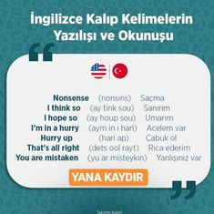 English Vocabulary Words, Learn English Words, English Grammar, English Writing Skills, English Lessons, Vocabulary Journal, Turkish Lessons, Learn Turkish Language, Writing Words