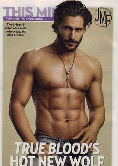 """Alcide"" True Blood"