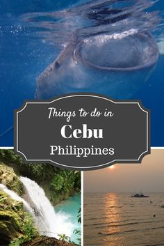 Top things to do in Cebu, Philippines.