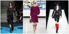 Categoria Sociô (inspirada principalmente no momento social) Cavalera - Inverno 2014 Inspiração: Punk e Islã / Chanel - Fall 2014 Inspiração: Pop Art e Mercado de Massa / Moschino - Fall 2012 Inspiração: Militarismo #trendfall2015 #unatrend2015