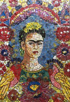 Frida Mosaic