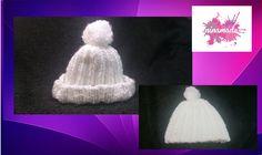DIY.Comment faire un bonnet en laine.