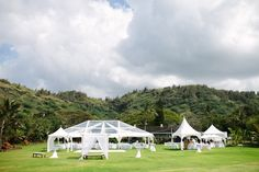 Dreamy Pastel Hued Wedding in Hawaii