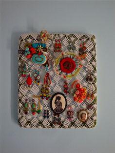 présentoir à bijoux