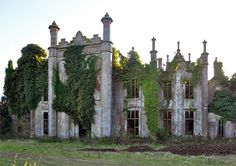 Coolbawn House, Co. Wexford. Built in 1840. In Enniscorthy,County Wexford, Ireland
