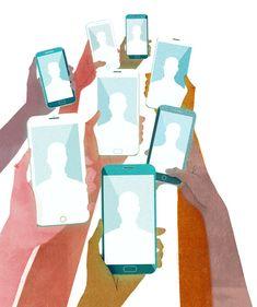 More Phones, Less Trust - Victoria Borges