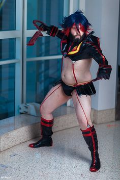 Bad kill la kill cosplay