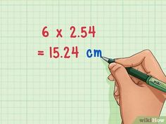 3 Ways to Convert Inches to Centimeters - wikiHow Lumber Sizes