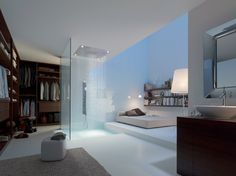 Hansgrohe Axor Shower Collection.