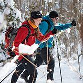 Ski the Lodge-to-Lodge Trail