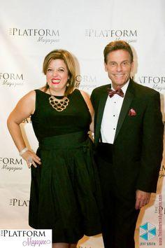 Photo Credit: Jeff Smith NYC  Featured  Nancy Grace & Chris Franz www.theplatformmagazine.com #theplatformmagazinenyc   The Platform Magazine Fashion Show