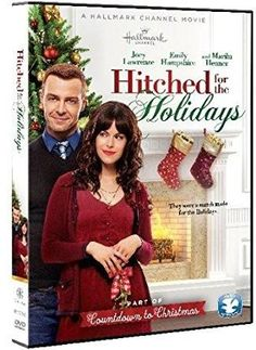 Joey Lawrence & Emily Hampshire & Michael Scott-Hitched For The Holidays
