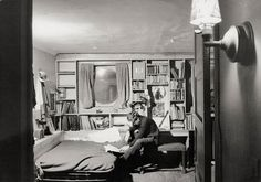 View James Dean in his apartment, New York, west Street by Dennis Stock on artnet. Browse upcoming and past auction lots by Dennis Stock. James Dean Pictures, Dennis Stock, Old Hollywood Actors, Vintage Hollywood, Writers Desk, Jimmy Dean, Actor James, Actor Studio, Duke Ellington