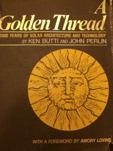 """A Golden Thread. Details in """"Time To Let It Shine!"""" of Sun Is The Future at http://www.sunisthefuture.net/2013/12/31 (just click on the image twice to view the post). There is always more on solar energy at www.sunisthefuture.net"""