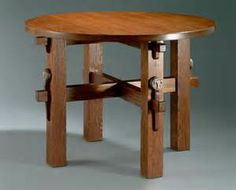 Barry R. Yavener Roycroft Master Artisan Fine Furniture