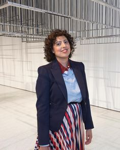 """Curator Sara Raza (@punkorientalism) was charged with diversifying our permanent collection with art from the Middle East and North Africa for the third phase of the #GuggUBSMAP initiative. It was quite a challenge to bring together a study of these places that are so complex so I wanted to be driven by ideas as my organizing principle"""" she said I didn't go country by country. With the exception of Iran and Turkey all of the countries featured here have gone through some form of colonial…"""