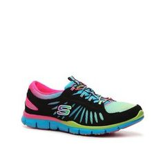 Women's Skechers shoes | DSW  I'm grateful for these Skechers because I love....love....love the colors! #SkechersGiveThanksPinToWin