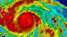 Typhoon Haiyan pictured on a NOAA satellite supplied image.  http://www.smh.com.au/environment/climate-change/wrath-of-a-warming-planet-felt-worldwide-uns-ban-kimoon-says-20131120-2xtxu.html#ixzz2l9eJb2fS