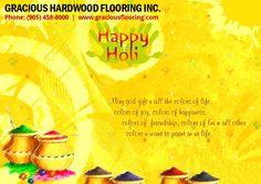 Wish you all a very very Happy #Holi..