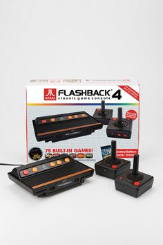 atari flashback 4 console 13 year oldsgifts for dadgreat