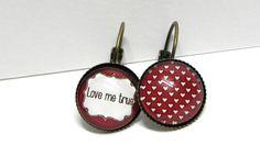 Wunderschöne romantische Brisuren  14 mm von Luisa Ventocilla Shop auf DaWanda.com