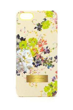 AMAZING Floral iPhone 5 Case...
